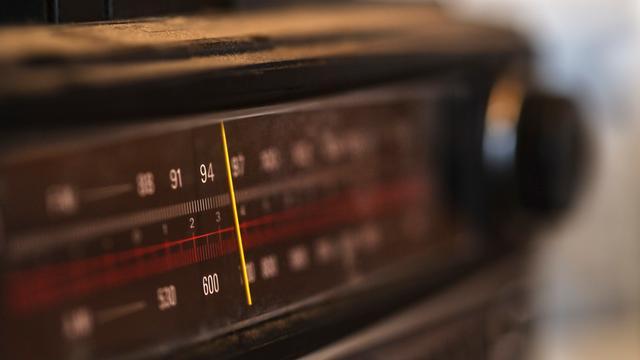 Vrije frequentie commerciële radio geveild