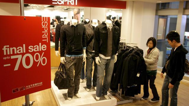 Ook Esprit gaat voor gifvrije kledingproductie
