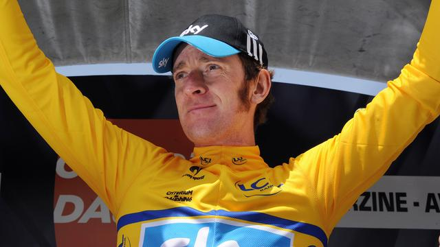 Wiggins laat kopmanschap Tour de France aan Froome