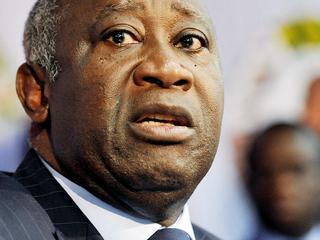 Laurent Gbagbo is met oud-minister aangeklaagd voor onder meer moord en verkrachting