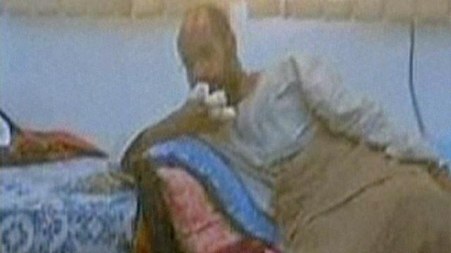 Saif al-Islam Kaddafi voelt zich goed