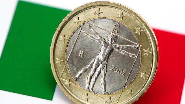 Italië ziet rente op staatsleningen dalen