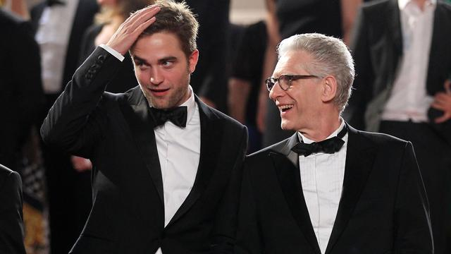 Robert Pattinson is gek op seksscènes