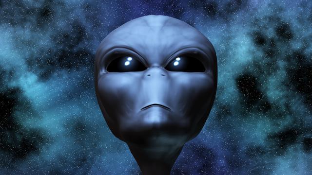 Kannibaal zag buspassagier aan voor alien