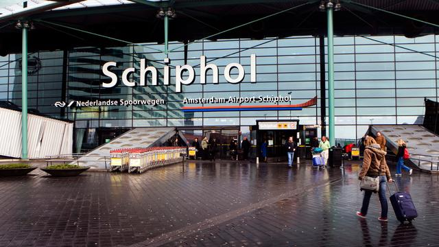 Schiphol in top drie beste luchthavens
