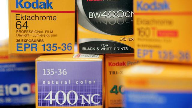Kodak verkoopt patenten voor 525 miljoen dollar