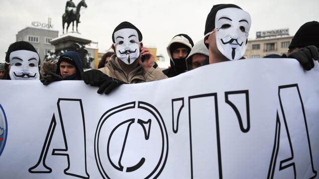Kamer verwerpt ACTA