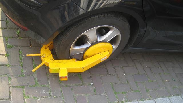 Toeristen negeren massaal Amsterdamse parkeerboete