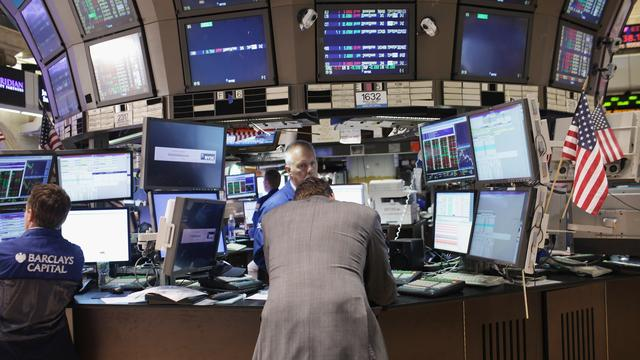 Visa heeft veel krediet op Wall Street