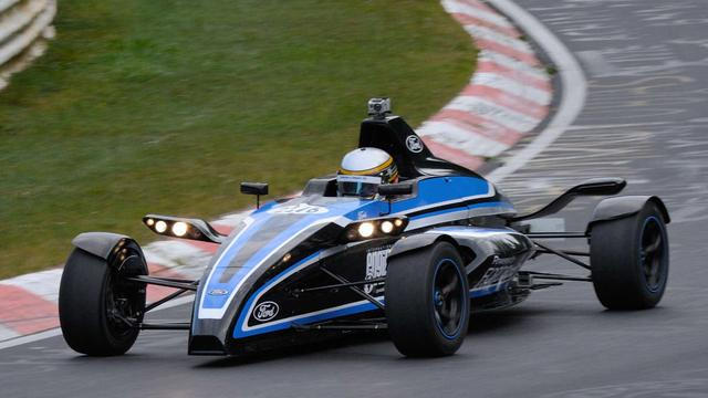 'Ford wil Ecoboost-racer'