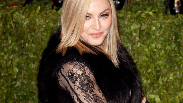Madonna's nieuwe video in première