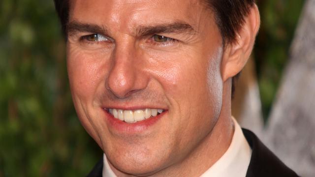 Tom Cruise reist liever met helikopter