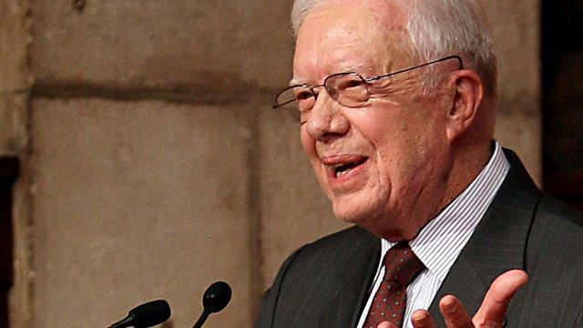 Oud-president Jimmy Carter wil debuut maken op Broadway