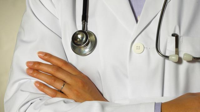 Relatief weinig medici in Nederland