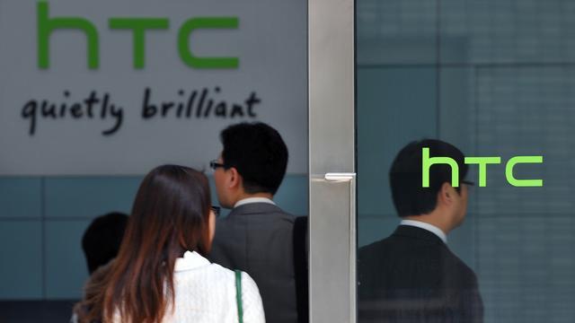 Winst HTC daalt weer sneller