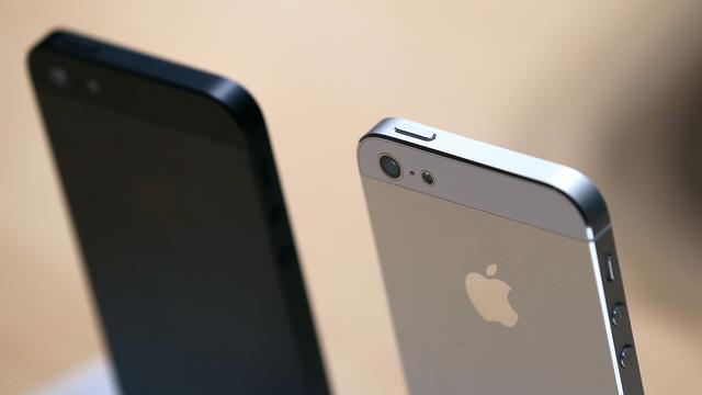 'Apple onthult iPhone 5s in augustus'