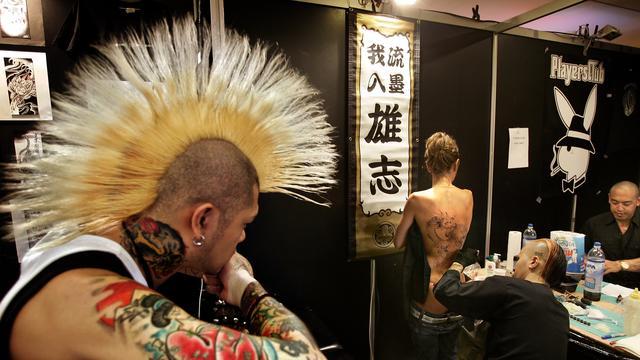 Onderzoek koppelt tatoeages aan Hepatitis C