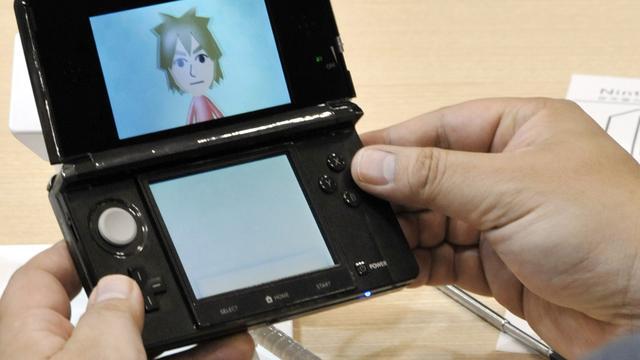 Vraag naar Nintendo 3DS valt tegen