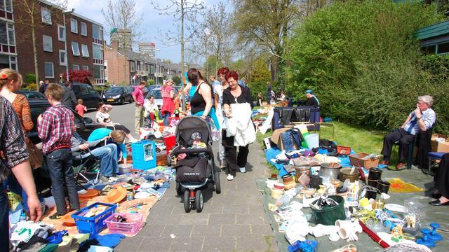 Overzicht: Hier vind je de vrijmarkten in Groningen