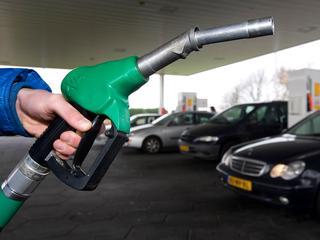 Adviesprijs ruim 1,77 euro voor liter benzine