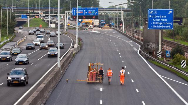 'Minder files door extra asfalt'