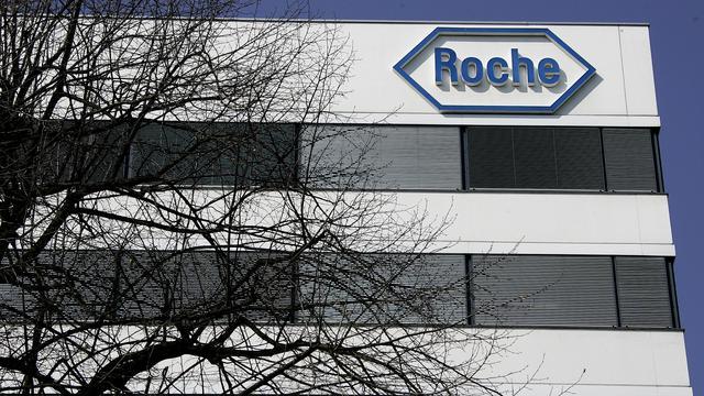 Omzetgroei voor Roche