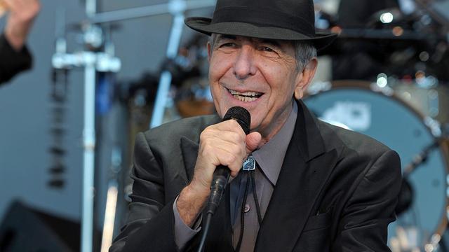 Extra concert Leonard Cohen in Ziggo Dome