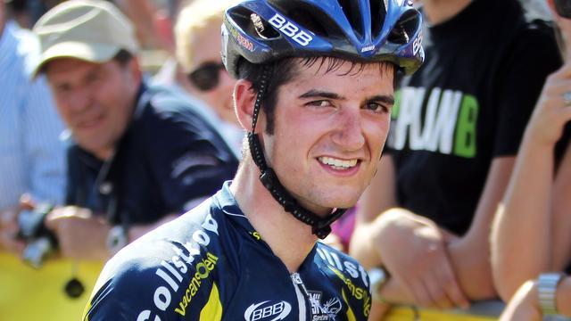 Hoogerland eindigt als vijfde in Tirreno, Poels wint jongerentrui