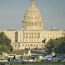 Indringer Witte Huis zorgt voor opschudding