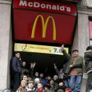 McDonald's-vestigingen in Moskou dicht