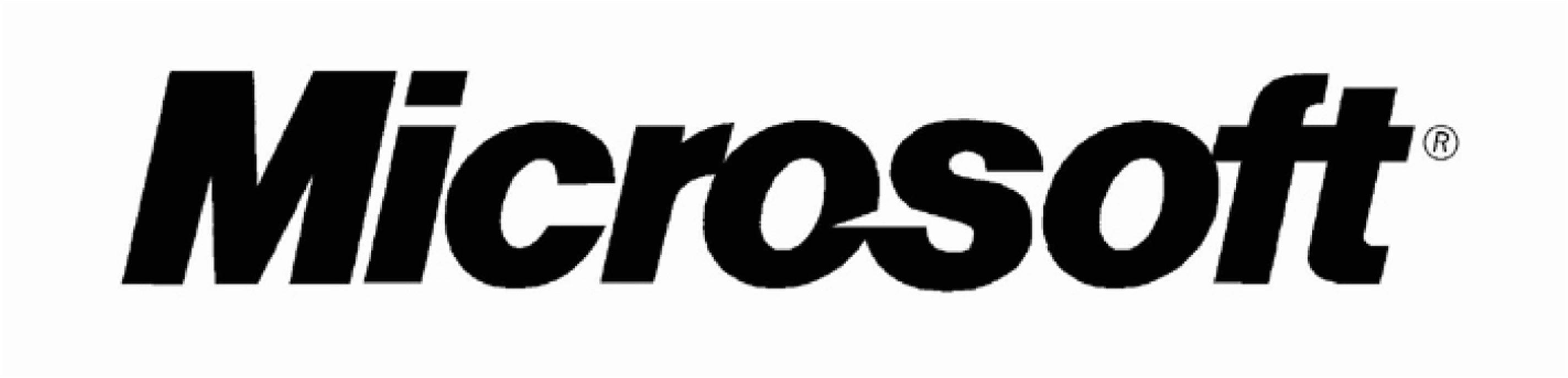 Oude Microsoft logo