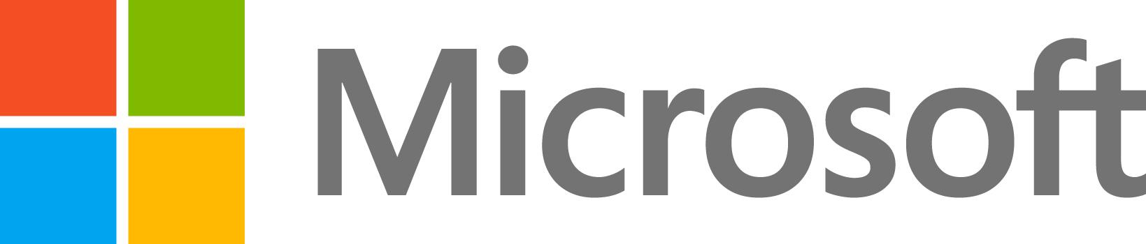 Nieuwe Microsoft logo