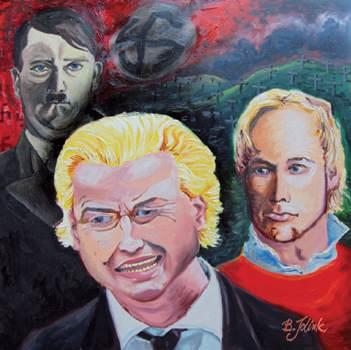 Wilder Breivik Hitler