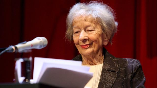 Poolse dichteres Wislawa Szymborska overleden