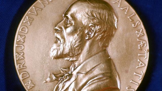 Nobelprijs Vrede afgelopen 10 jaar
