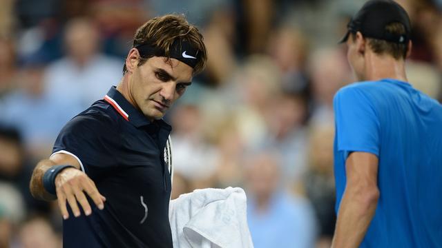 Bedreiger van Federer biedt excuses aan