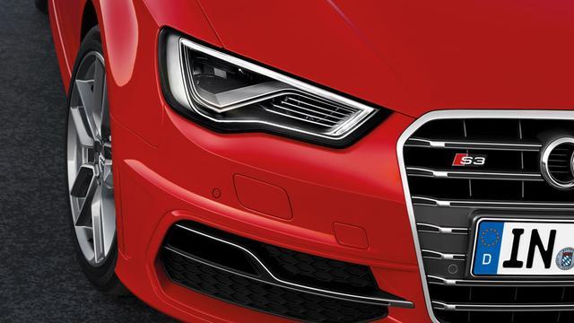 Tijd voor de Audi A3 sedan