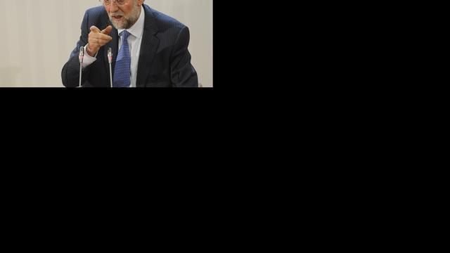 'Spaanse premier ontbeert vertrouwen'
