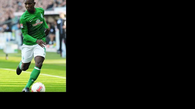 Elia loopt lichte voetblessure op bij training Werder