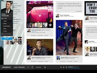 Justin Timberlake werkte mee aan ontwikkeling nieuwe website
