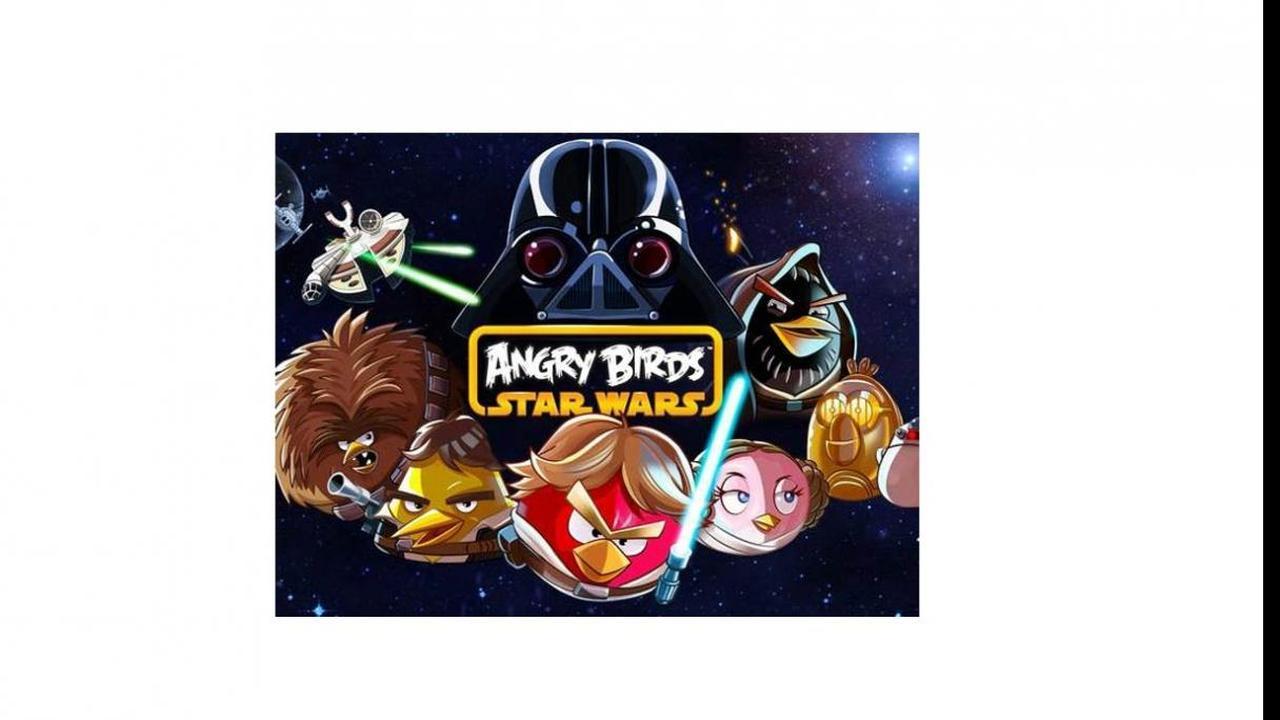 Angry birds star wars verschijnt op 8 november nu het - Angry birds star wars 8 ...