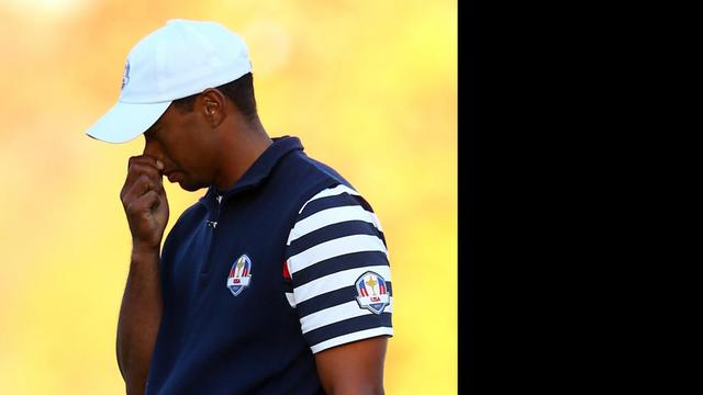 Woods bood debutanten excuses aan na debacle