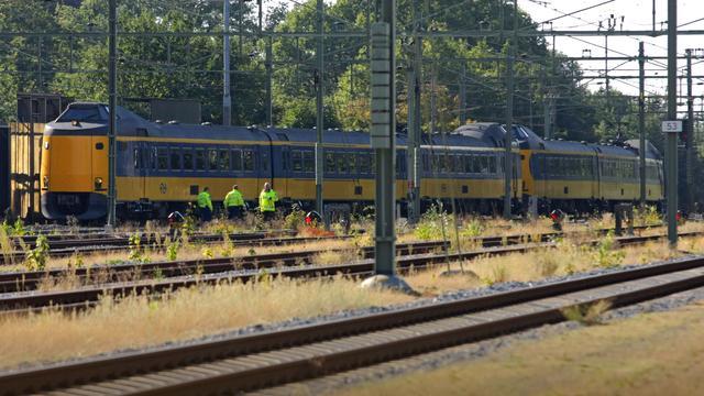Geen treinen bij Bodegraven na koperdiefstal