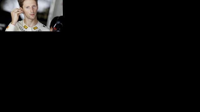 Grosjean wil ongelukken in de toekomst voorkomen