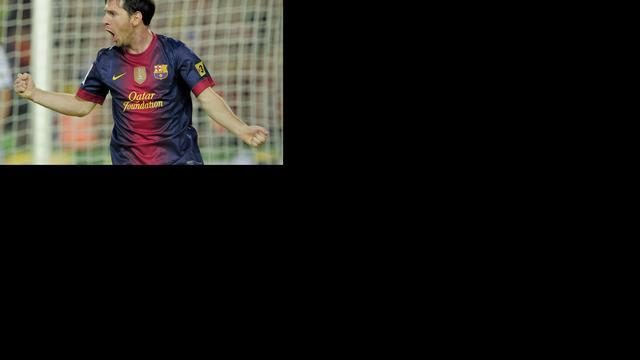 Messi jaagt op record Müller