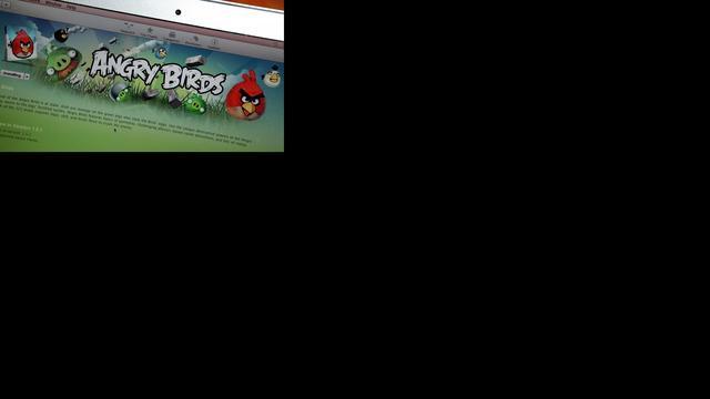 Angry Birds heeft 200 miljoen spelers per maand