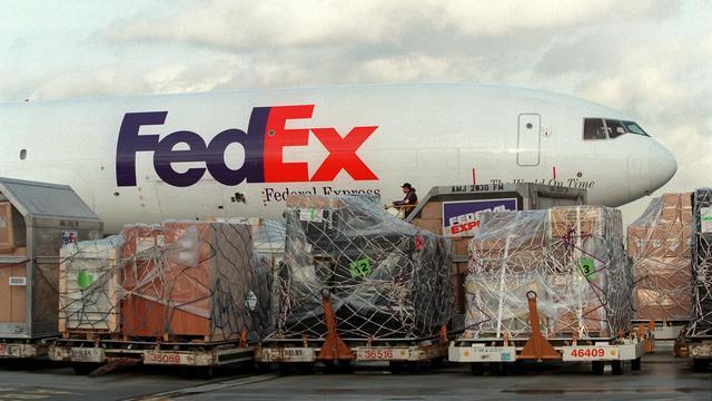 FedEx wil winst luchtvracht flink opvoeren