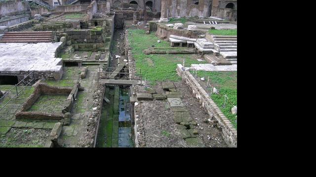 'Exacte plaats moordaanslag Julius Caesar gevonden'