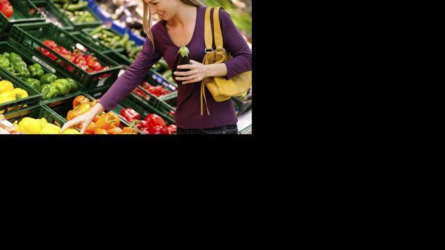 Aantal slagers en groentewinkels gehalveerd