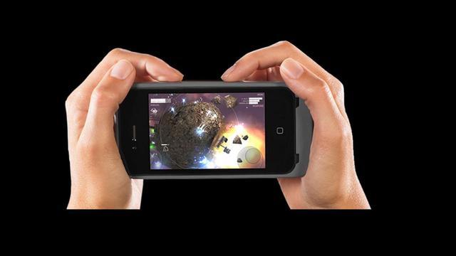 Bedrijf maakt aanrakingsgevoelige iPhone-hoes